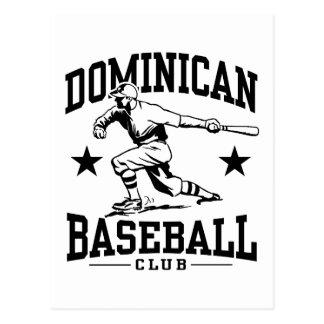 Dominicaans Honkbal Briefkaart