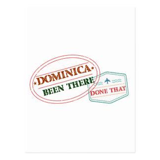 Dominicaanse Republiek daar Gedaan dat Briefkaart