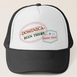Dominicaanse Republiek daar Gedaan dat Trucker Pet