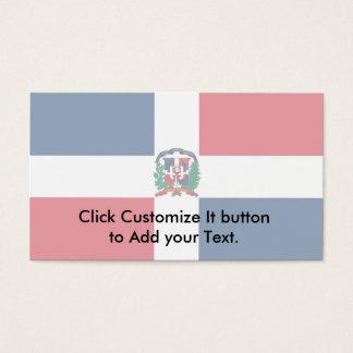 Dominicaanse Republiek, Denemarken Visitekaartjes