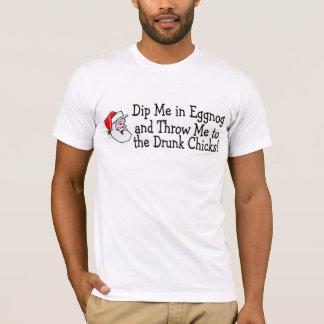 Dompel me in Eierpunch onder en werp me aan de T Shirt