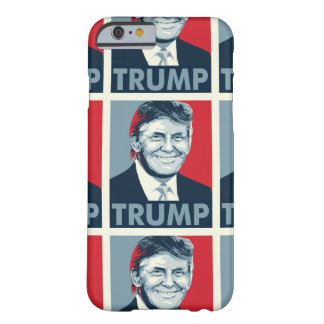 Donald Trump Barely There iPhone 6 Hoesje