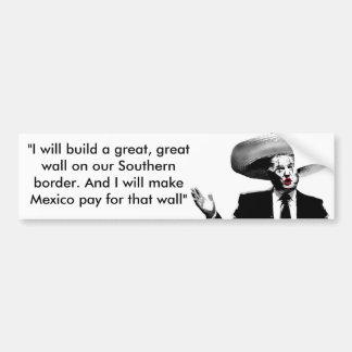 Donald Trump Bumpersticker