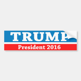 Donald Trump Bumpersticker