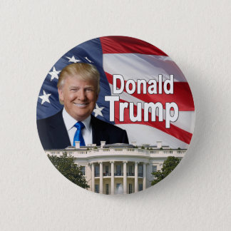 Donald Trump Button