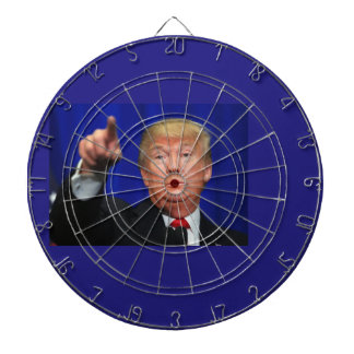 Donald Trump Dartboard Dartbord