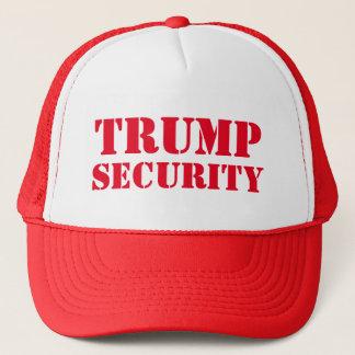 Donald Trump Election Security Trucker Pet