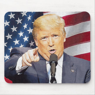 Donald Trump Muismat