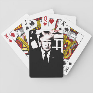 Donald Trump Pokerkaarten