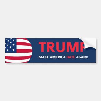 Donald Trump Slogan Parody Bumpersticker