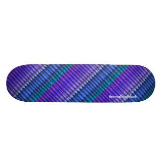 Donker Gordijn 18,7 Cm Mini Skateboard Deck