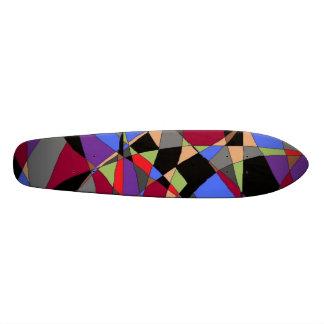 Donkere samenvatting 2 skate decks