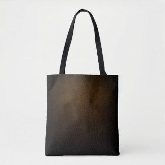 Donkere Textiel Grunge Draagtas