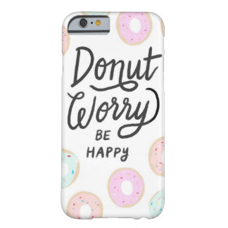 Donut Iphone 6/6s cover