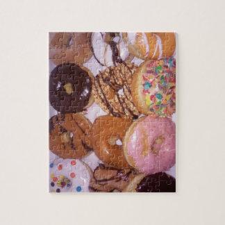 Donuts Donuts Donuts Legpuzzel