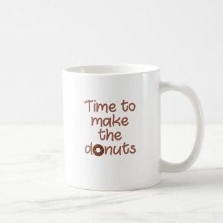 donuts koffiemok
