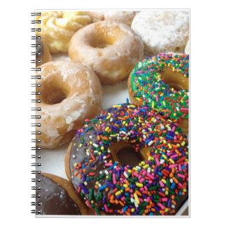 Donuts Notitieboek