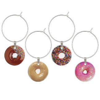 Donuts Wijnglasring