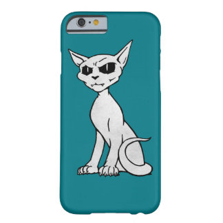 Dood Kat Barely There iPhone 6 Hoesje