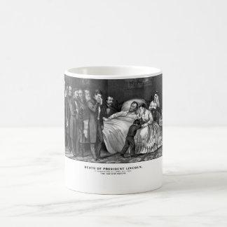 Dood van President Lincoln Koffiemok