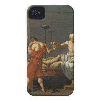 Dood van Socrates iPhone 4 Hoesje