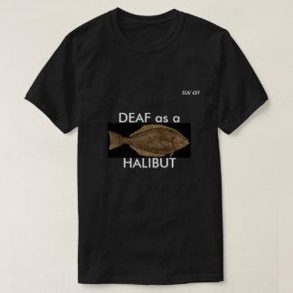 DOOF als HEILBOT op zwarte T Shirt