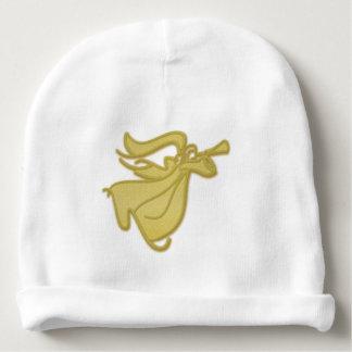 Doopsel van het de engelen het gouden doopsel van baby mutsje