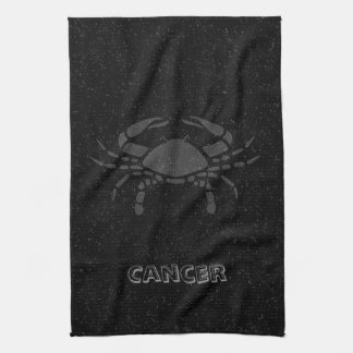 Doorzichtige Kanker Theedoek