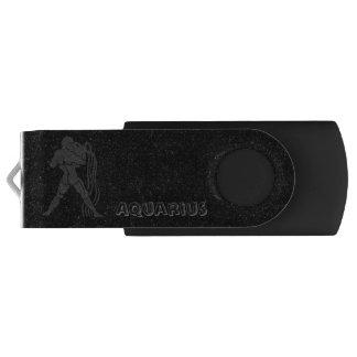 Doorzichtige Waterman Swivel USB 3.0 Stick