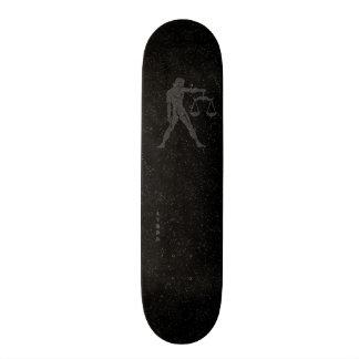 Doorzichtige Weegschaal Persoonlijk Skateboard