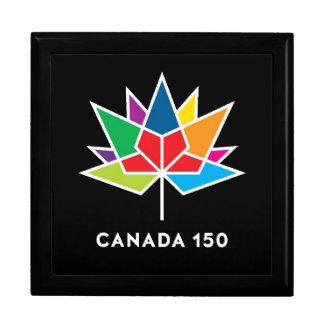 Doos van de Gift van Canada de 150ste Decoratiedoosje