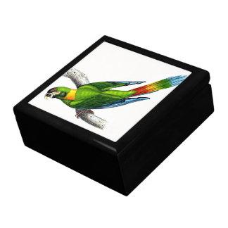 Doos van de Gift van het Wild van de Vogel van de Decoratiedoosje