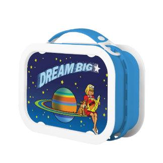 Doos van de Lunch van de droom de Grote Lunchbox