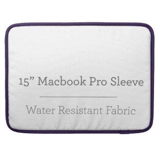 Douane 15in ProSleeve Macbook MacBook Pro Beschermhoezen