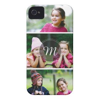 Douane 3 iPhone 4 van de Foto Hoesje