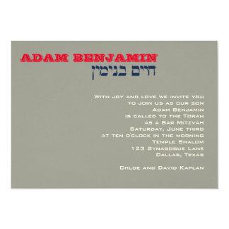 Douane Adam Benjamin 002750 Kaart