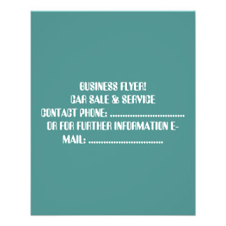 douane bedrijfsvlieger flyer