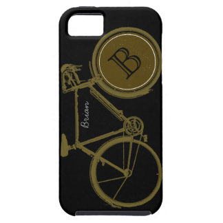 douane fiets voor koele fietsers tough iPhone 5 hoesje