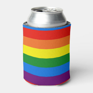 Douane van de Steun van de Trots LGBT van de Blikjeskoeler