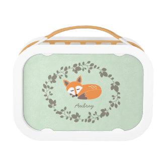 Douane Weinig Lunchbox van de Vos