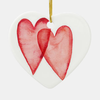 *DOUBLE ORNAMENT HEARTS* VOOR CHRISTMAS/VALENTINE