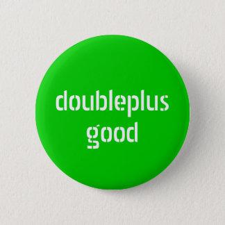 doubleplusgood knoop ronde button 5,7 cm