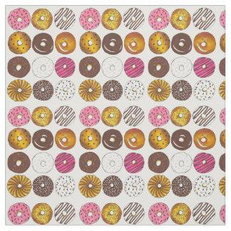 Doughnut Dozijnen de Stof van het Voedsel van het