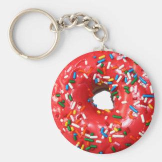 Doughnut Keychain Sleutelhanger