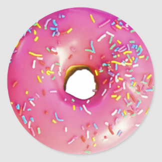 Doughnut Ronde Sticker