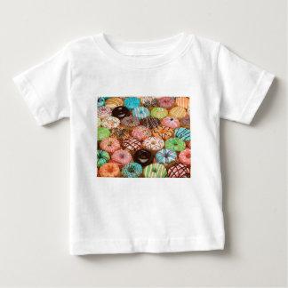 doughnuts baby t shirts