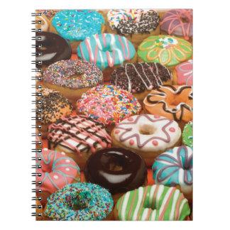 doughnuts ringband notitieboek