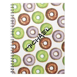 Doughnuts! Ringband Notitieboek