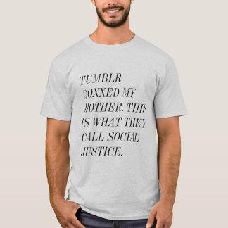 doxxed t shirt