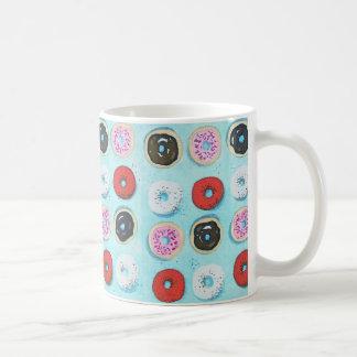 Dozens van de Mok van de Koffie Donuts